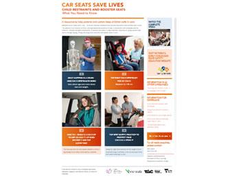 Car Seats Save Lives